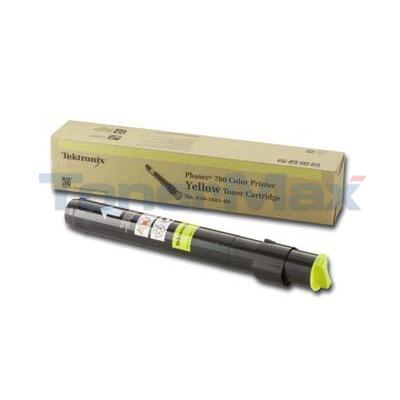 TEKTRONIX PHASER 780 TONER YELLOW
